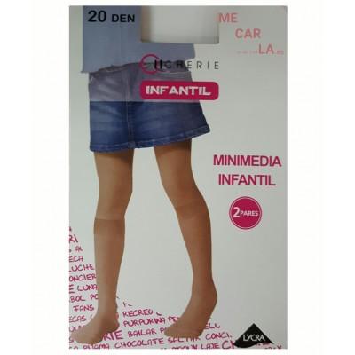 MINIMEDIA INFANTIL 20 DEN CHERIE 3457