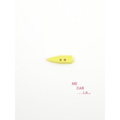 Botón Infantil Lápiz Amarillo