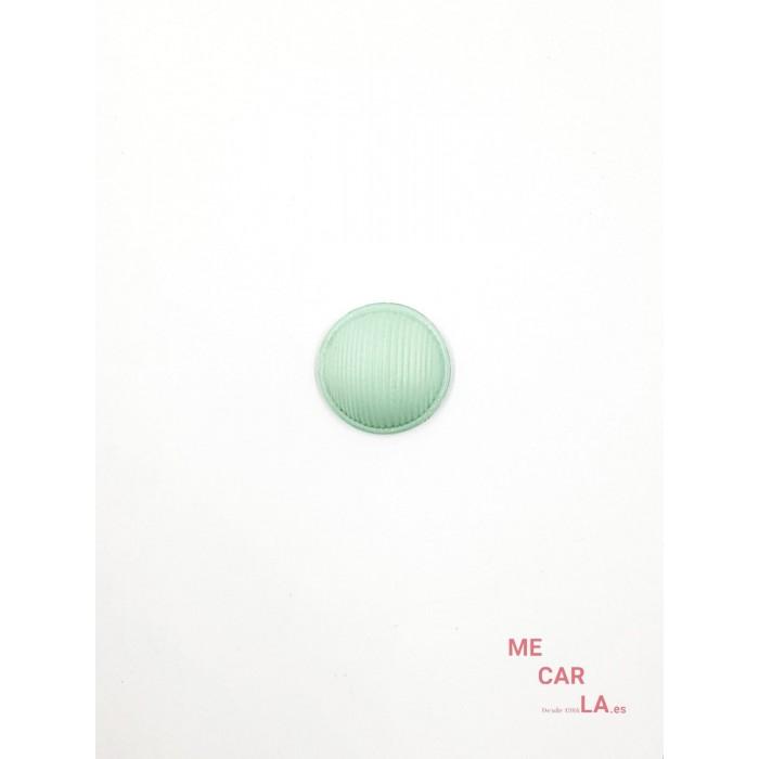Botón media bola rayado