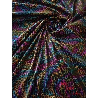 Punto elástico multicolor 115 cm