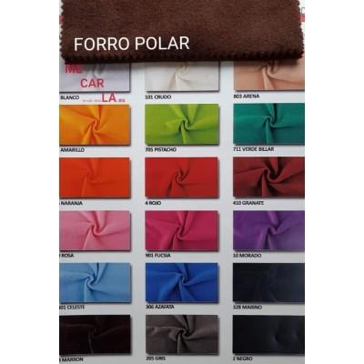 Forro Polar 150 cm. por Pieza